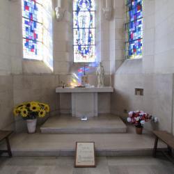 017.Chapelle St Joseph - intérieur