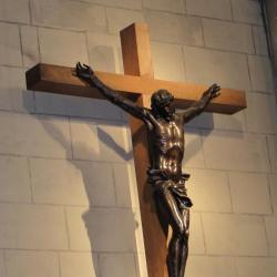 029.Christ au-dessus de l'Autel