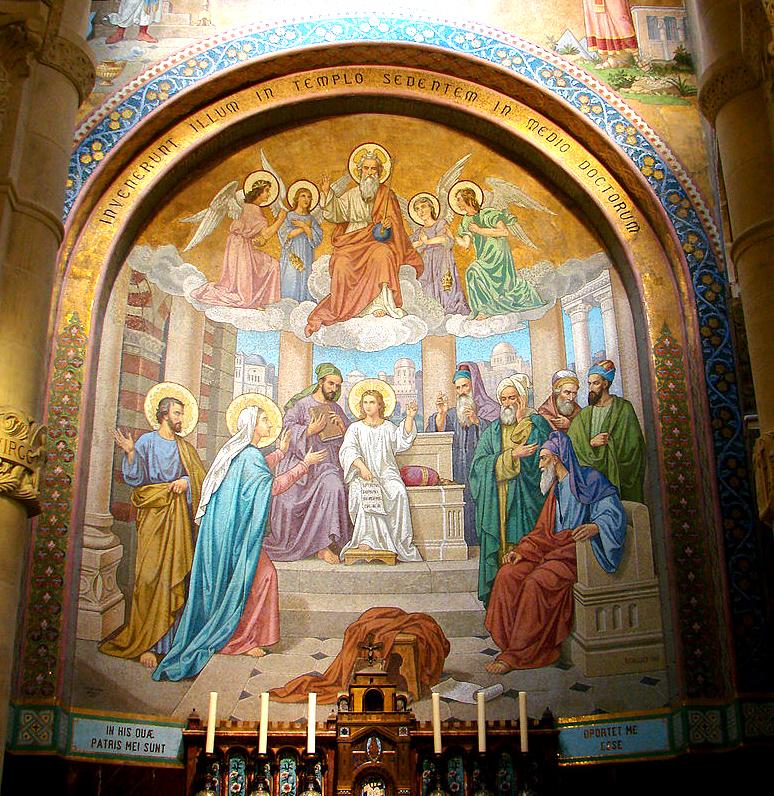 05 - Jésus parmi les Docteurs de la Loi