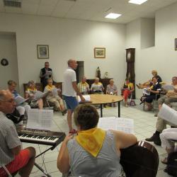 06)Répétition de chants