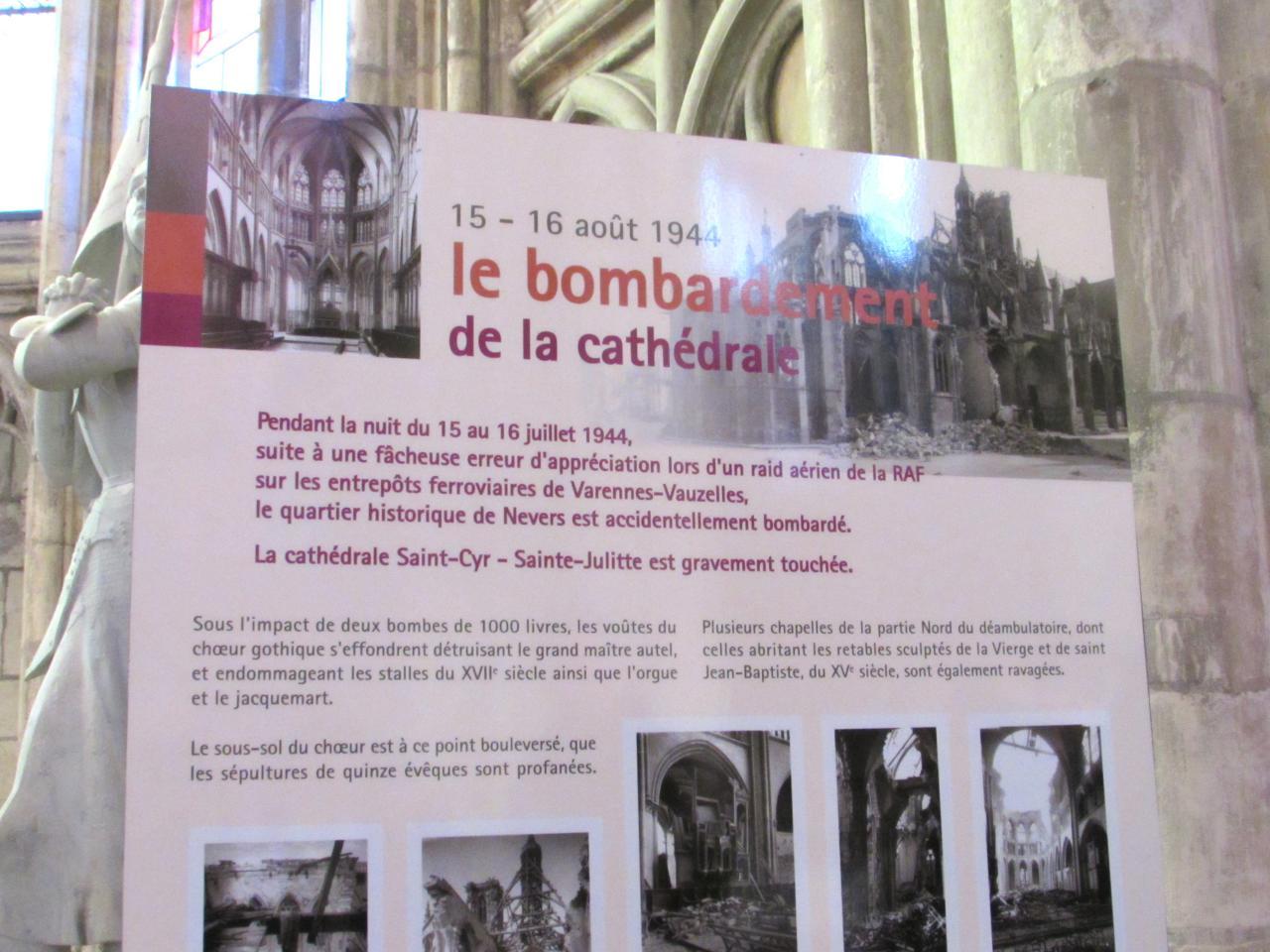079.Bombardement de la Cathédrale