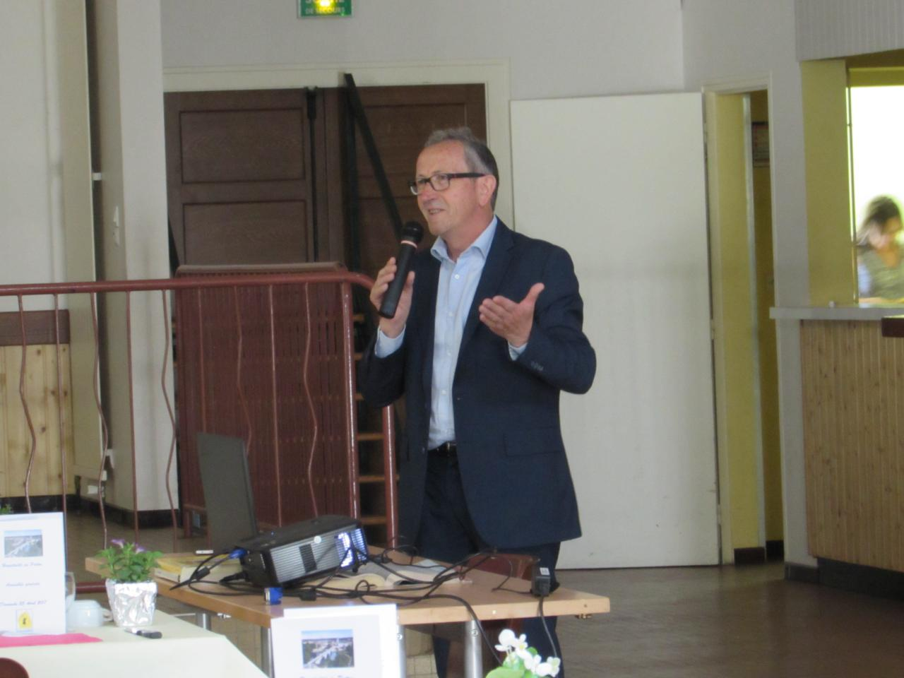 13.Michel BIGEAU-Maire de St Martin