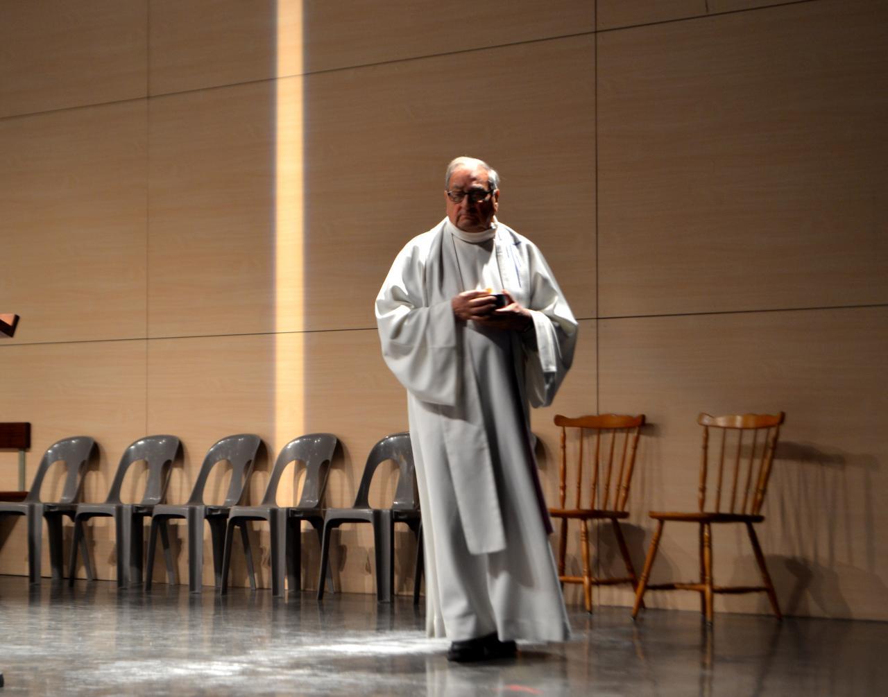 14.Messe à la Cité St Pierre
