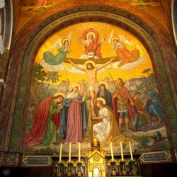 5.La Crucifixion