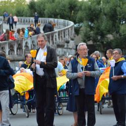 97.Procession mariale
