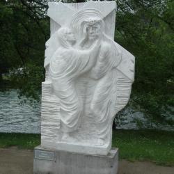 VI - Véronique essuie le visage de Jésus